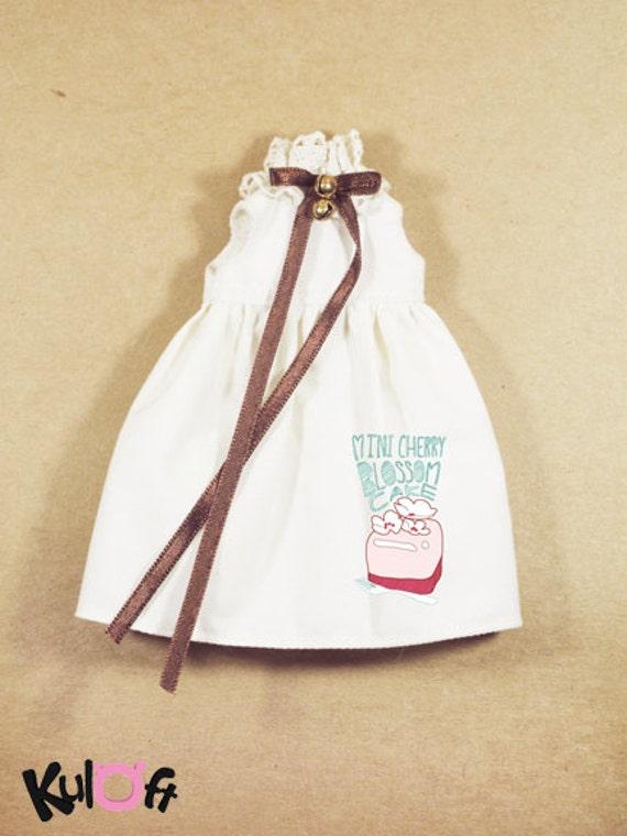 Vintage dress Cherry Blossom  Design A