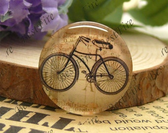 10mm,12mm,14mm,16mm,18mm,20mm,25mm Round Glass Cabochons Bicycle,jewelry Cabochons finding beads,Glass Cabochons,Cycling Map