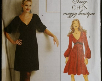 Butterick 5279 Misses Special Occasion Dress Sewing Pattern Sz 16 to 20