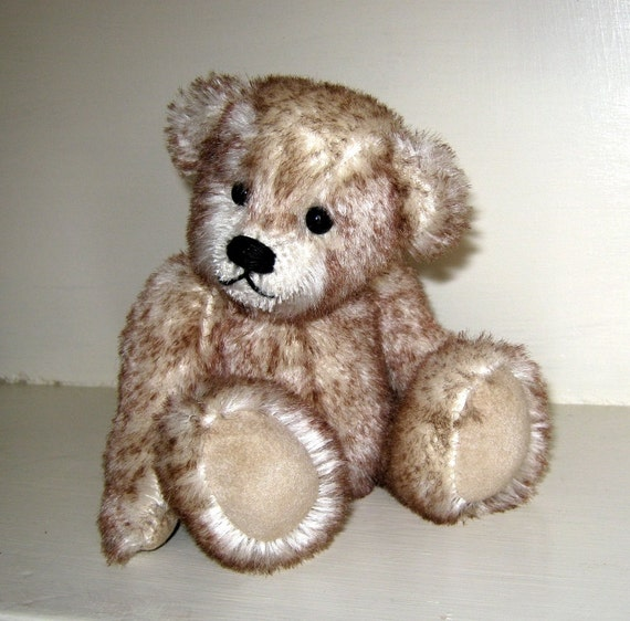 Miniature Mohair Bear Collectable Artist OOAK Teddy