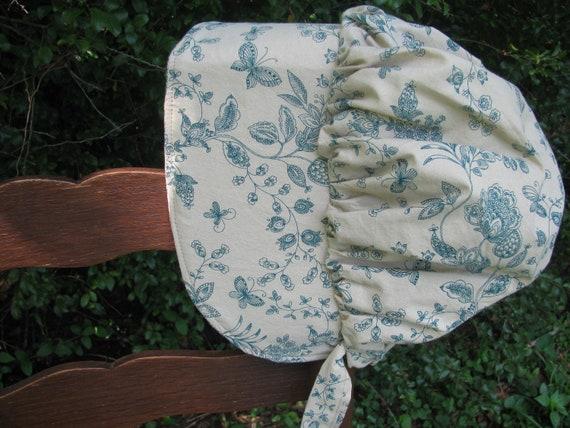 Prairie bonnet, Girls, Ladies, pioneer, frontier