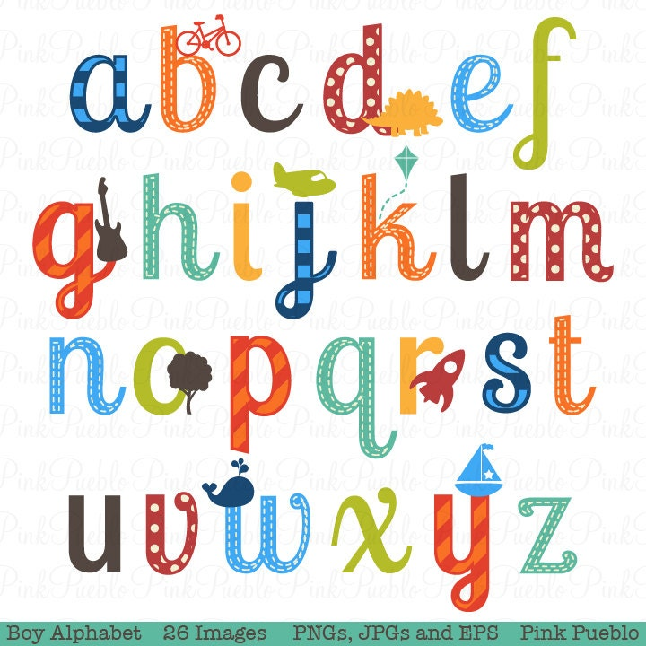 images clipart alphabet - photo #11
