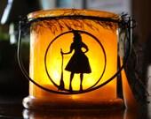 Witches Circle Lantern