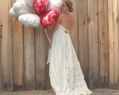 Ruffled Country Wedding Gown Limited Edition