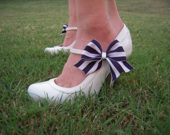 Popular items for Navy white stripe on Etsy