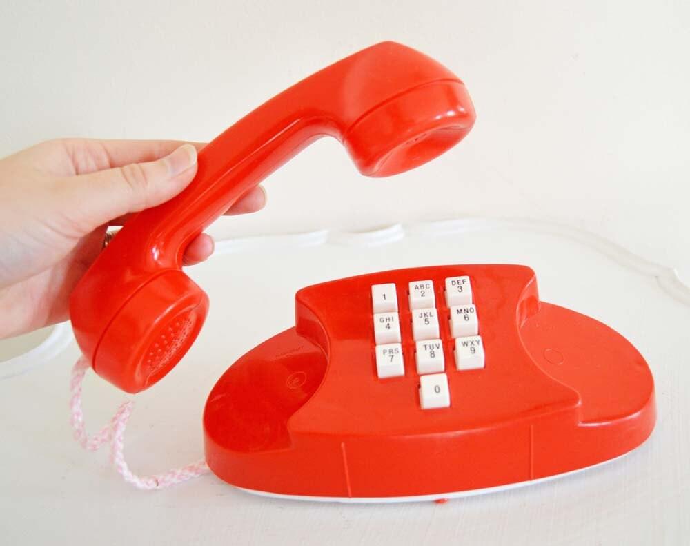 Vintage Toy Phone 63