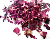 Organic Dried Rose Petals