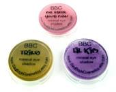 SAMPLE Choose 3 - BBC Mineral Eyeshadows