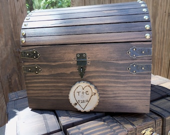 wood pattern for treasure chest