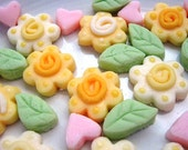 Grandma's Old Fashion Roses Mints -  Special Occasions, Weddings, Parties  - 100  Cream Cheese Mints