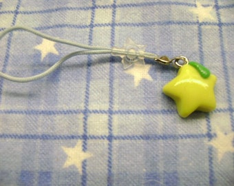 KH: Kingdom Hearts Paopu Fruit Phone Charm