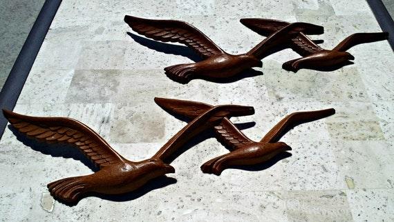 Vintage Birds Wall Hangings