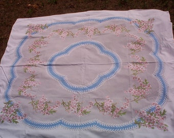 Dogwood Blossoms Tablecloth