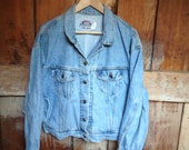 Levis Denim Jacket, Vintage, Mens M