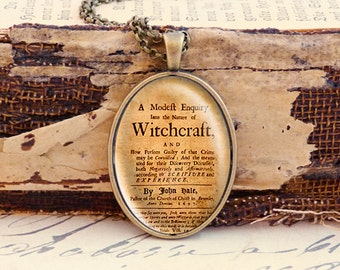Witchcraft - Vintage Necklace