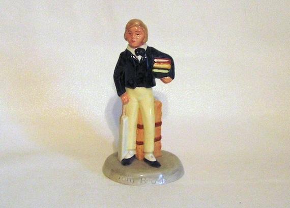 Tom Brown Royal Doulton Figurine Circa 1980s