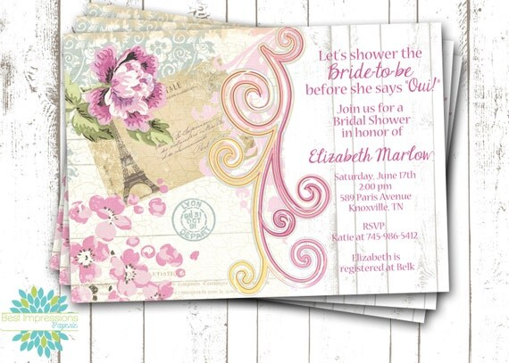 Bridal and Baby Showers Best Impressions Paperie
