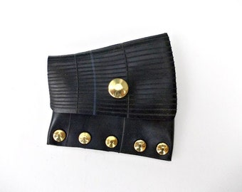 Handmade Recycled Rubber Wallet (Funk Road collection FR018)