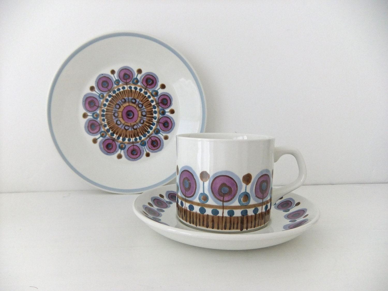 Cup And Saucer Craft Kit