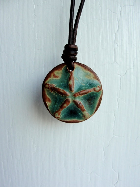 The Glazier Starfish Necklace