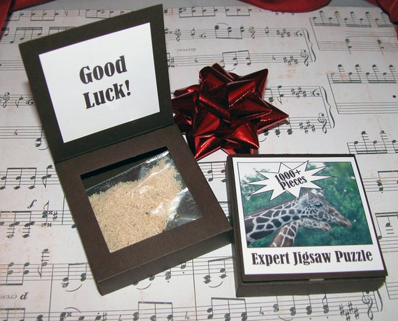 Gag Gift Expert Jigsaw Puzzle Perfect Stocking