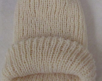 Betty Knit Hat Pattern