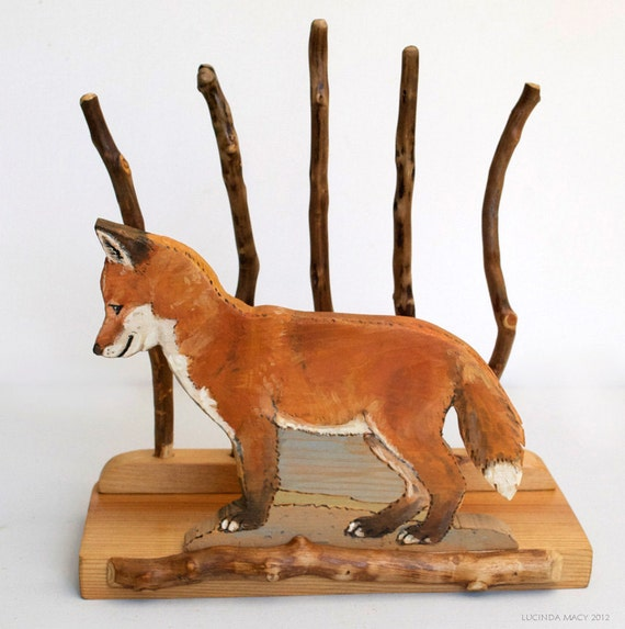 Fox File Holder for papers, booklets and envelopes