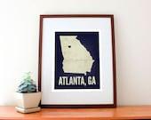 Atlanta, Georgia Love Art
