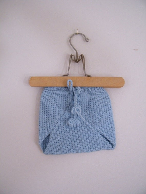 Vintage Baby Knit 40