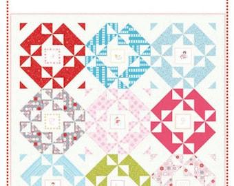 Breezy pattern designed by Aneela Hoey