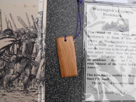 American Revolution Bookmark