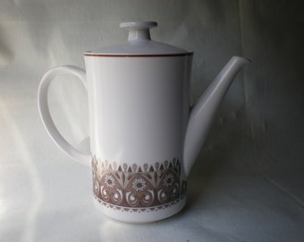 SALE Vintage Mid Century Mod Noritake Coffee Pot