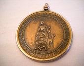 Vintage Coin City Of Pomona 1875-1975 Commemorative Coin/USA Coin/Centennial Coin/California Coin