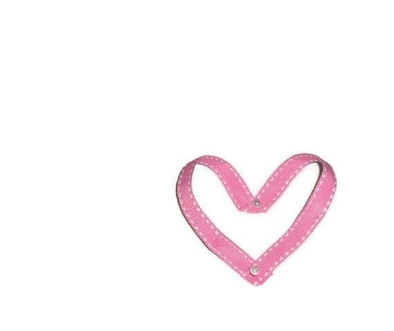 "Light Pink Ribbon...3/8"" X 8 yards"