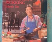 Vintage Everybody's Wokking By Martin Yan 1991