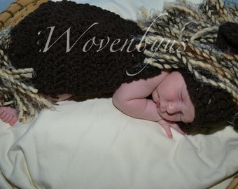 Newborn Horse photo prop