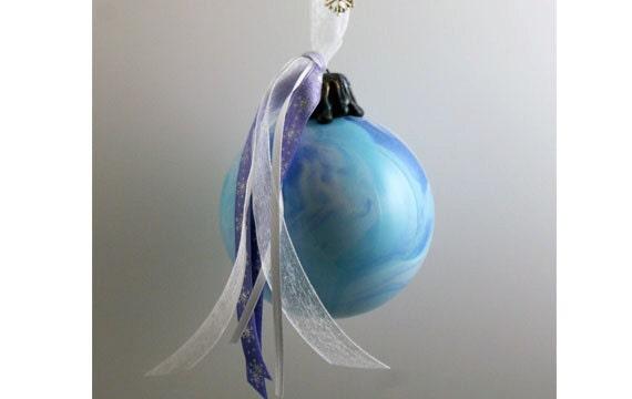 Snowflake, winter, snow, custom gift, Large Wish Ball, Suncatcher, Fairy Ball, Friendship Ball, Peace & Sincerity, Witch Ball