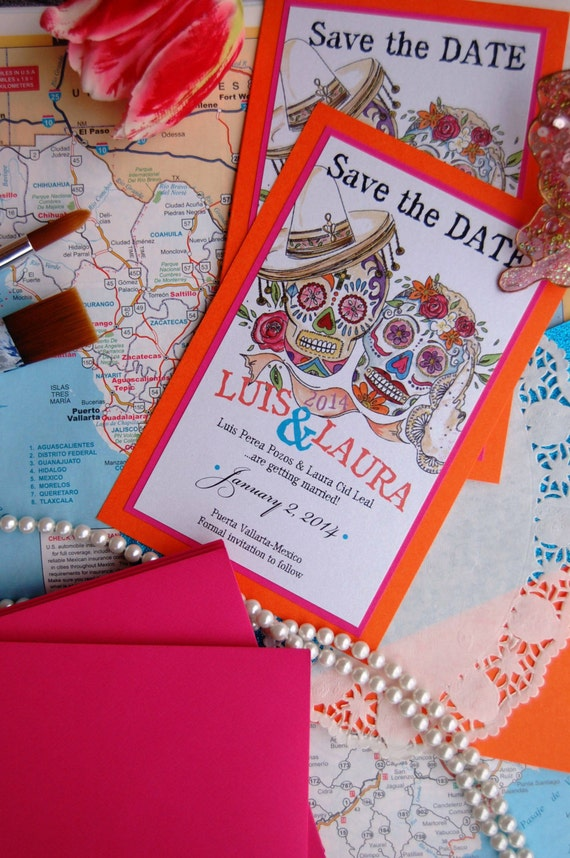 Etsy save the date in Sydney