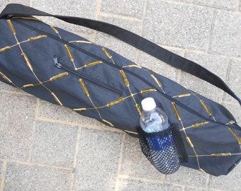 Yoga/pilates mat tote bag