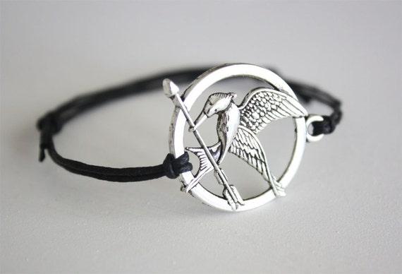 Mockingbird Bracelet or Anklet, Bird Bracelet, Silver Bracelet, Animal Jewelry, BFF, Best Friend Gift, Friendship Jewelry