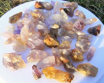 Auralite 23 Healing Crystals: 100 grams of Small Pieces for Medicine Pouch, Bead Making, or Wire Wrapping