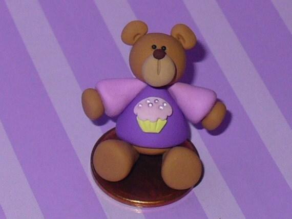Bonnie the Miniature Teddy Bear