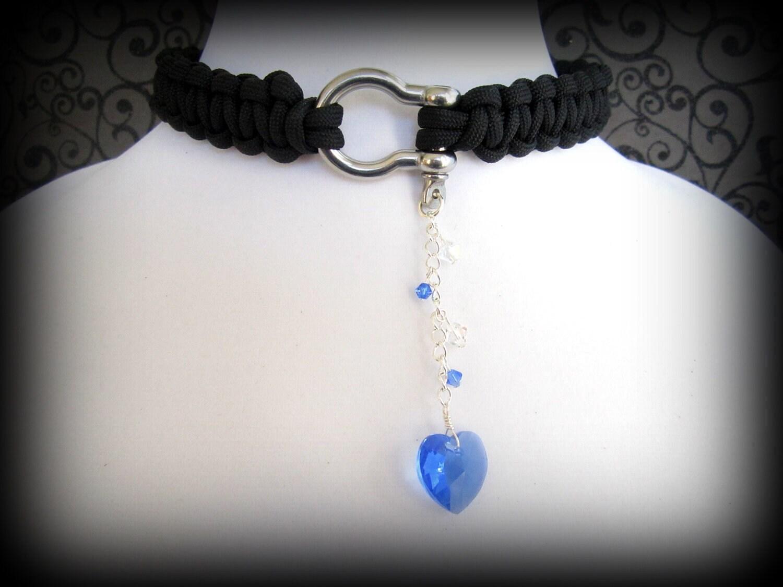 Sapphire Bdsm Necklace - Best Adult Cam-5609
