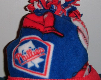 Fleece Phillies Hat