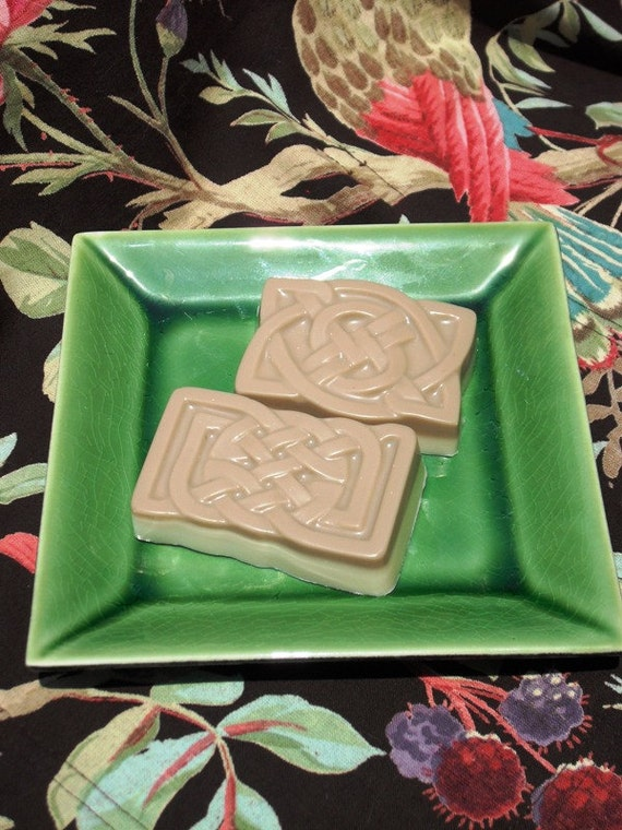 Milk and Honey Celtic Knot Body Bar Soaps