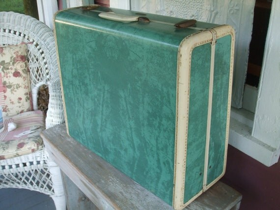 Samsonite Luggage Bermuda Green Ladies Wardrobe Travel