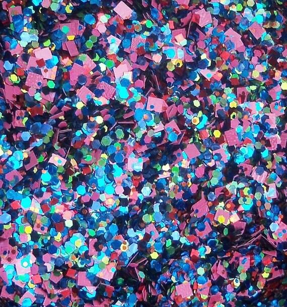 MINI Bedazzle Glitter Nail Polish