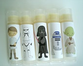 Star Wars Lip Balm Gift Pack Party Favors