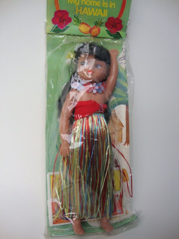 Round the World Doll Series: Leilani of Hawaii MIB