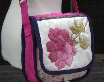 Summer Roses Bag